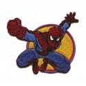 écusson spider-man thermocollant n°4