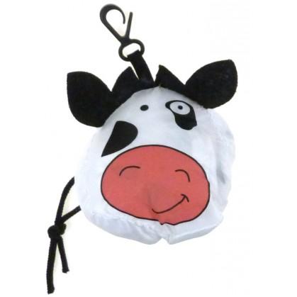 sac de shopping en boule vache