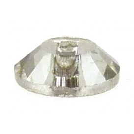 strass ronde pyramidale 6mm