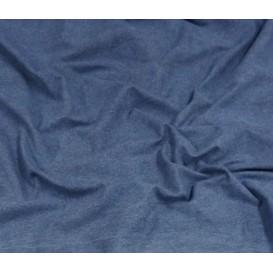 tissu jean coton bleu largeur 150cm x 50cm