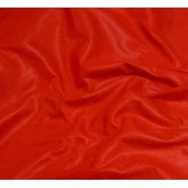 tissu feutrine rouge largeur 180cm x 50cm