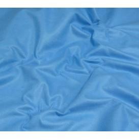 tissu feutrine bleu nattier largeur 180cm x 50cm