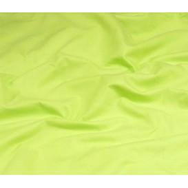 tissu feutrine anis largeur 180cm x 50cm