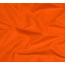 tissu feutrine flash orange largeur 180cm x 50cm