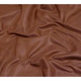 tissu feutrine marron largeur 180cm x 50cm
