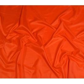 tissu doublure toscane orange largeur 150cm x 50cm