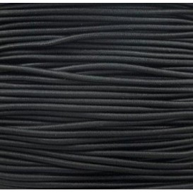 élastique cordon 2mm au mètre