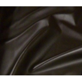 tissu simili cuir marron largeur 140cm x 50cm