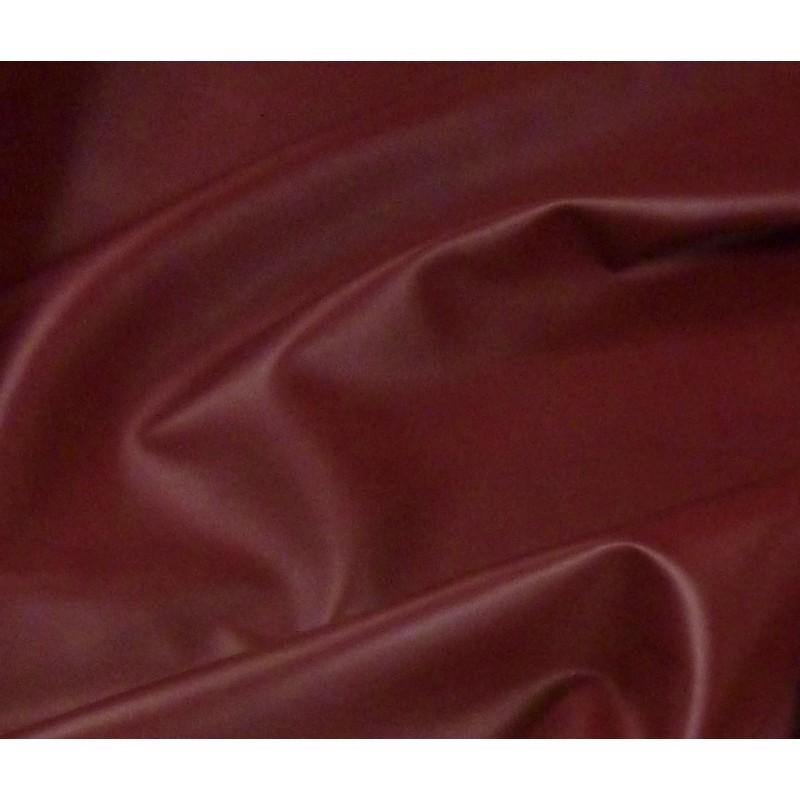 tissu simili cuir bordeaux largeur 140cm x 50cm. Black Bedroom Furniture Sets. Home Design Ideas