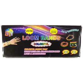 kit bracelet complet loom bands