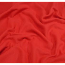 tissu polaire rouge largeur 150cm x 50cm