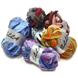 pelote de laine pour écharpe ella (16 coloris)