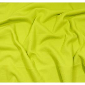 tissu polaire anis largeur 150cm x 50cm