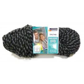 pelote de laine schachenmayr easy loop + DVD