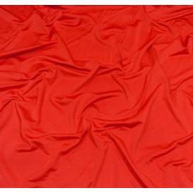 tissu lycra léger rouge largeur 140cm x 50cm