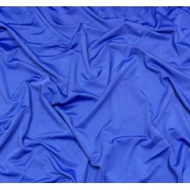 tissu lycra léger bleu roi largeur 140cm x 50cm
