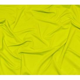 tissu lycra léger anis largeur 140cm x 50cm