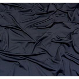 tissu lycra léger bleu marine largeur 140cm x 50cm