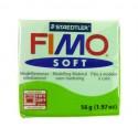 pâte Fimo Soft vert pomme 56g