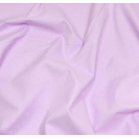 tissu cotoval uni lilas largeur 250cm x 50cm