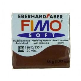 PATE FIMO CHOCOLAT