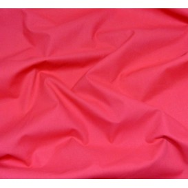 tissu cotoval uni fuchsia largeur 250cm x 50cm