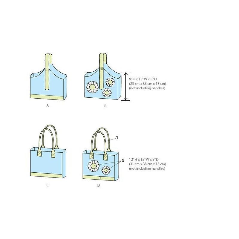 patron couture sacs main