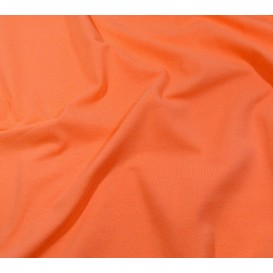 tissu jersey saumon largeur 160cm x 50cm