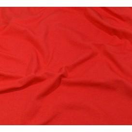 tissu jersey rouge largeur 160cm x 50cm