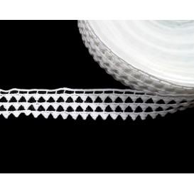 dentelle guipure 20mm blanc au mètre