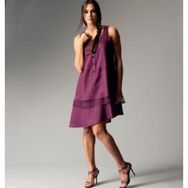 patron robe ample Butterick B5881