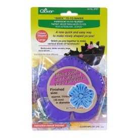 faiseur de yo-yo rapido fleur Clover 45mm