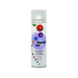 vernis mat spray 250ml