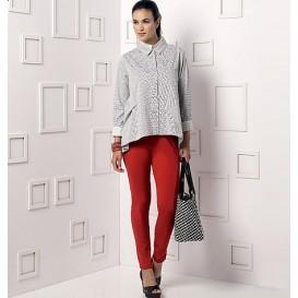 patron chemise et pantalon Vogue V9174
