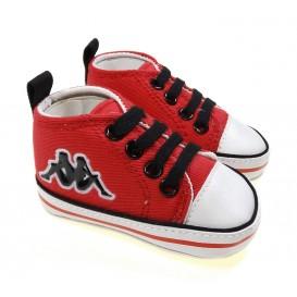 chaussures KAPPA bébé rouge 0-6mois
