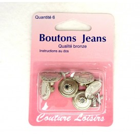 BOUTONS JEANS