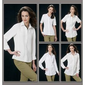 patron chemise Vogue V8689
