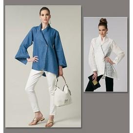 patron chemise Vogue V1246