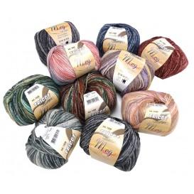 pelote de laine Meg Multico (10 coloris)