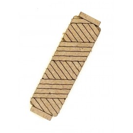 sujet en bois bobine de fil classique
