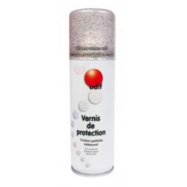 vernis spray pailleté iridescent odif 125 ML
