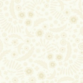 tissu patchwork makower alison glass blanc largeur 110cm x 25cm