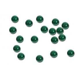 perles vert 7gr