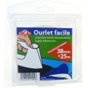 voile thermocollant pour ourlet x 25m