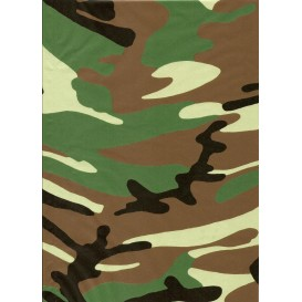feuille décopatch camouflage armée
