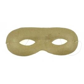 masque loup 18,5x7cm