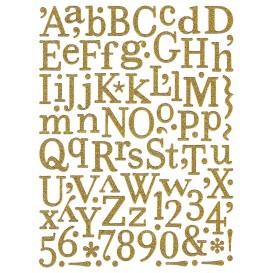 stickers alphabet or