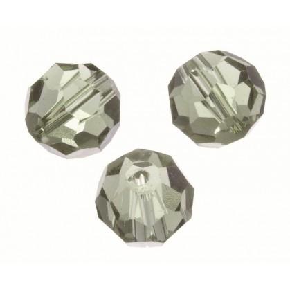 10 perles à facettes 8mm