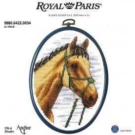 kit cadre ovale cheval
