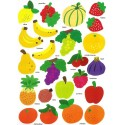 gommettes fruits 46 pièces